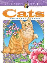 Creative Haven Cats Coloring Book (Creative Haven Coloring Books) (CLR CSM)