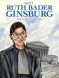Meet Ruth Bader Ginsburg Coloring Book (Dover Coloring Books) (CLR CSM)