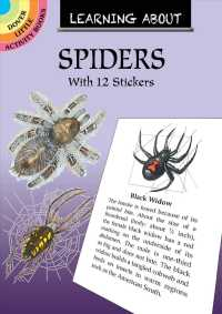Learning about Spiders : With 12 Stickers -- Stickers