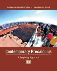 Contemporary Precalculus : A Graphing Approach (5 Student)
