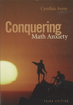 Conquering Math Anxiety : A Self-help Workbook (3 PCK PAP/)