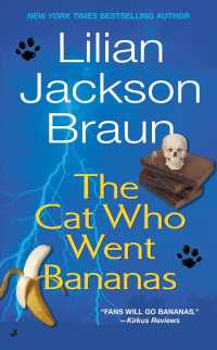 The Cat Who Went Bananas (Reprint)