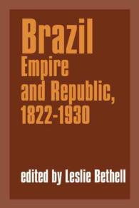 Brazil : Empire and Republic 1822-1930 (Cambridge History of Latin America)