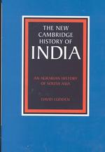 The New Cambridge History of India : An Agrarian History of South Asia (New Cambridge History of India) 〈4〉