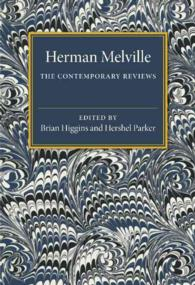 Herman Melville : The Contemporary Reviews (American Critical Archives)