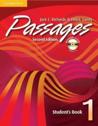Passages Level 1 2nd Ed: Student's Book with Audiocd/cd-rom. (2 PAP/COM)