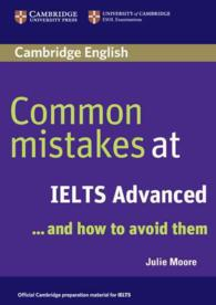 Common Mistakes at Ielts Advanced...and How to Avoid Them.
