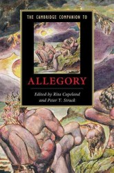 ケンブリッジ版 アレゴリー必携<br>The Cambridge Companion to Allegory (Cambridge Companions to Literature)