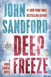 Deep Freeze (Random House Large Print) (LRG)