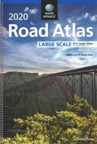 Rand McNally 2020 Large Scale Road Atlas (Rand Mcnally Large Scale Road Atlas USA) (SPI)