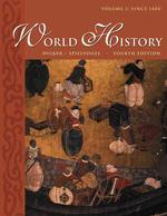 World History : Since 1400 with Infotrac 〈2〉 (4TH)