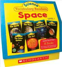 Space Set (37-Volume Set) : Includes 36 Books (Six Copies of Six Titles) + Complete Teaching Guide Book: Level 1 (Science Vocabulary Readers) (BOX PCK TC)