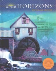 Harcourt Horizons : States and Regions (Harcourt, Inc. Social Studies) (PCK ACT CS)
