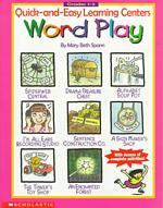 Word Play Quick and Easy Learning Centers Grades 1-3