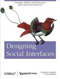 Designing Social Interfaces (1ST)