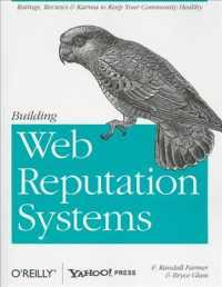 Building Web Reputation Systems (1ST)
