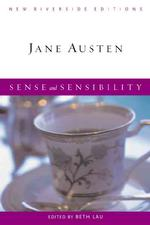 Sense and Sensibility : Complete Text with Introduction, Historical Contexts, Critical Essays (New Riverside Editions)