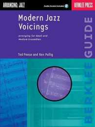 Modern Jazz Voicings : Arranging for Small and Medium Ensembles (PAP/COM)
