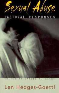 Sexual Abuse : Pastoral Responses