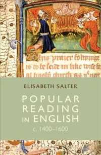 Popular Reading in English, c. 1400-1600