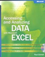 Accessing and Analyzing Data with Microsoft Excel (PAP/CDR)