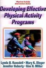 Developing Effective Physical Activity Programs (Physical Activity Intervention) (1ST)