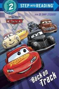 Cars 3 : With Stickers (Step into Reading. Step 2) (STK)