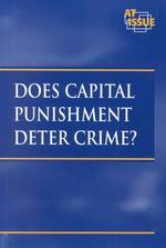 ernest van den haag capital punishment essays