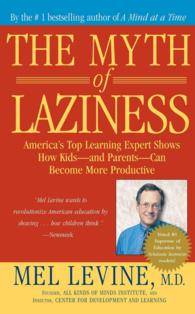 The Myth of Laziness (Reprint)
