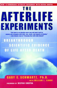 The Afterlife Experiments : Breakthrough Scientific Evidence of Life after Death (Reprint)