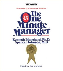 The One Minute Manager (2-Volume Set)