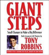 Giant Steps (2-Volume Set) : Small Changes to Make a Big Difference (Abridged)