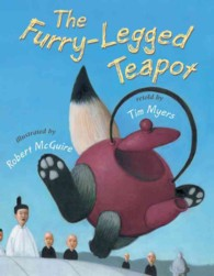 Furry-Legged Teapot