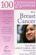 100 Questions and Answers about Breast Cancer