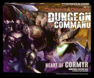 Dungeon Command : Heart of Cormyr Miniatures Faction Pack (BRDGM)