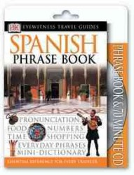 Spanish Pharse Book (Eyewitness Travel Guide Phrase Books)