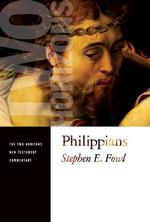 Philippians (Two Horizons New Testament Commentary)