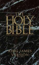 The Holy Bible : King James Version (Reissue)