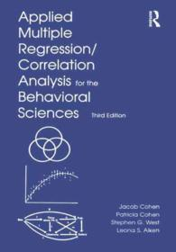Applied Multiple Regression/Correlation Analysis for the Behavioral Sciences (3 HAR/CDR)