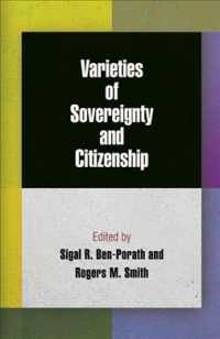 Varieties of Sovereignty and Citizenship (Democracy, Citizenship, and Constitutionalism)