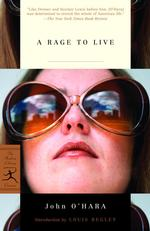 A Rage to Live (Modern Library Classics)