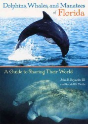 Dolphins, Whales, and Manatees of Florida : A Guide to Sharing Their World