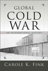 Cold War : An International History (1ST)