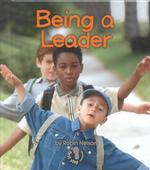 Being a Leader (First Step Nonfiction)