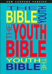 Youth Bible : New Century Version/Black