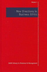 経営倫理の新傾向(全4巻)<br>New Directions in Business Ethics (SAGE Library in Business and Management)