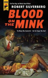 Blood on the Mink (Hard Case Crime)