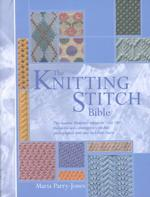The Knitting Stitch Bible (SPI)