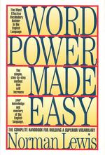 word power made easy lewis norman 紀伊國屋書店ウェブストア