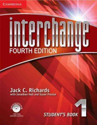 Interchange Level 1 Student's Book with Self-study Dvd-rom. 4th ed.